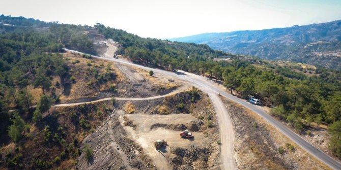 Dulkadiroğlu Belediyesi yol yapım çalışmalarına devam ediyor