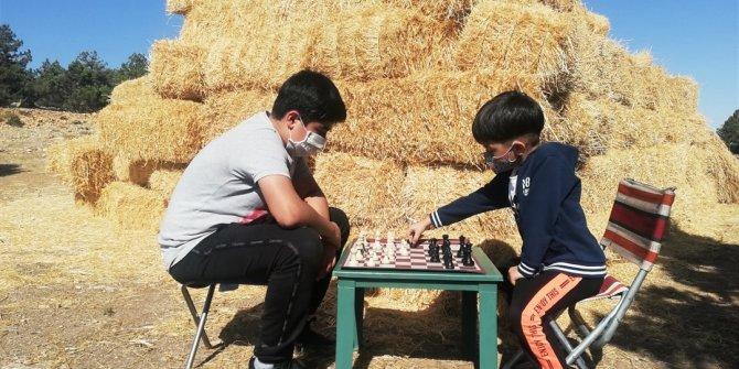 Sokakta satranç var projesine ilgi büyük