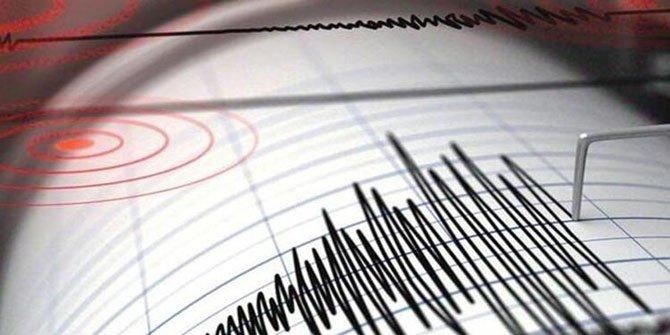Adana'da deprem meydana geldi