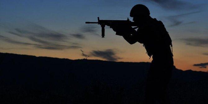 Barış Pınarı bölgesinde 24 saatte 8 terörist etkisiz hale getirildi