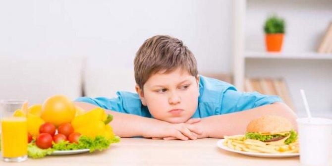 Ebeveyndeki obezite çocuklardaki riski 15 kat artırıyor