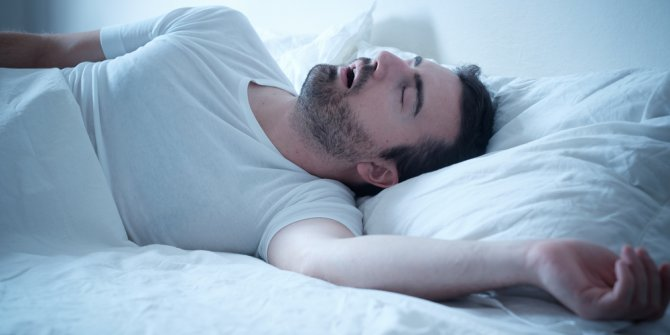 Uyku apnesine karşı 8 etkili yöntem