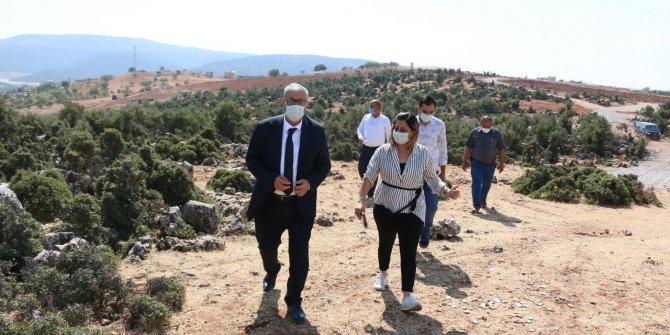 Pazarcık'ta tarihi miras gün yüzüne çıkıyor