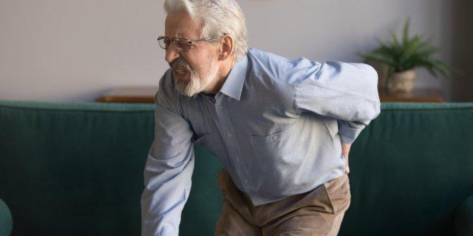 Osteporoz (Kemik Erimesi) belirti vermeden ilerliyor