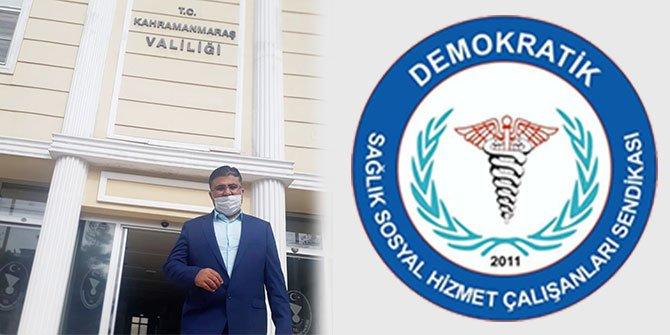 Kahramanmaraş'ta Demokratik Sağlık Sen kuruldu
