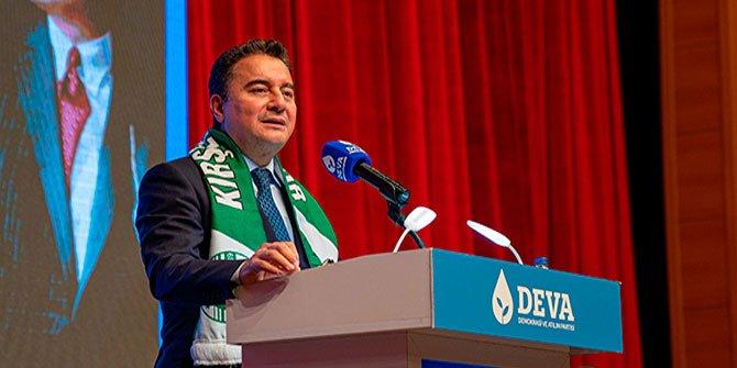 Babacan: Gençlerin partisine siyasi fosil denemez