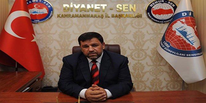 Başkan Bozdogan: Din Görevlileri Şamar Oğlan Değildir