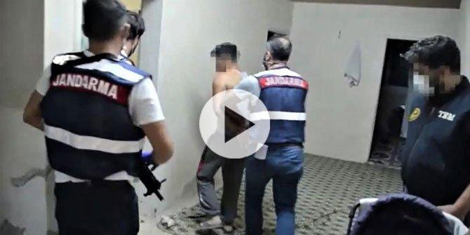 Mersin'de 4 PYD'li yakalandı