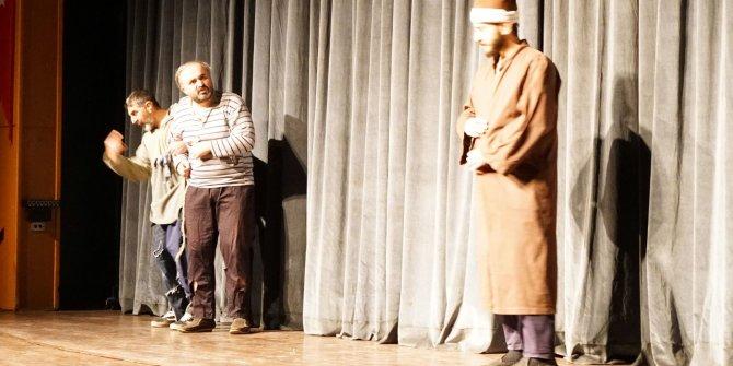 Kahramanmaraş'ta Ziyafet Sofrası sahnelendi