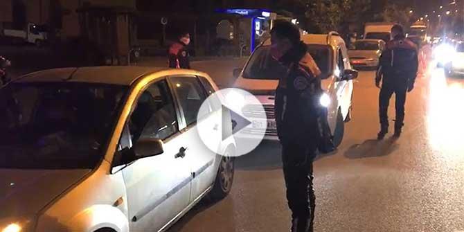 Adana'da huzur operasyonu
