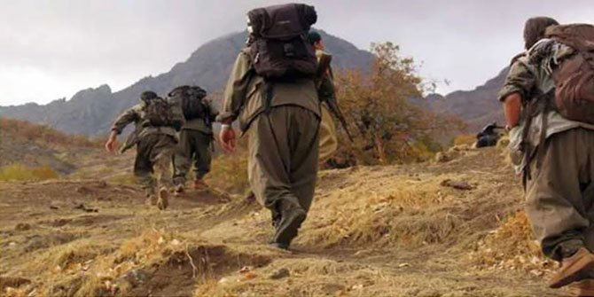 Terör örgütü PKK'lı 5 terörist ikna yoluyla teslim oldu