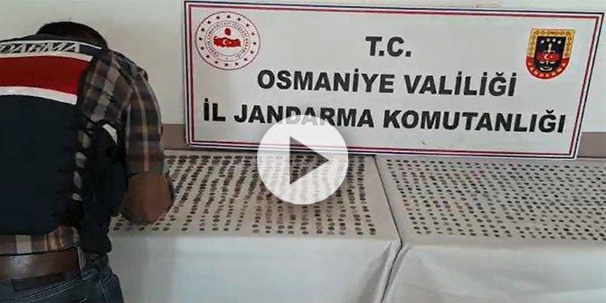 Osmaniye'de tarihi operasyon