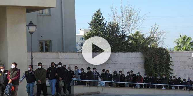 Osmaniye'de DEAŞ operasyonunda 9 tutuklama