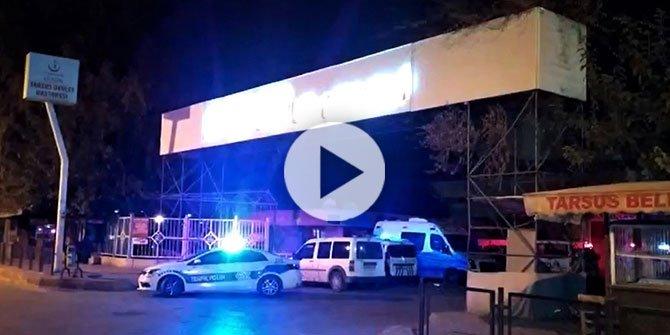 Polis aracı takla attı: 1 şehit, 4 yaralı