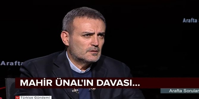 Mahir Ünal: AK Parti bir millet hareketidir