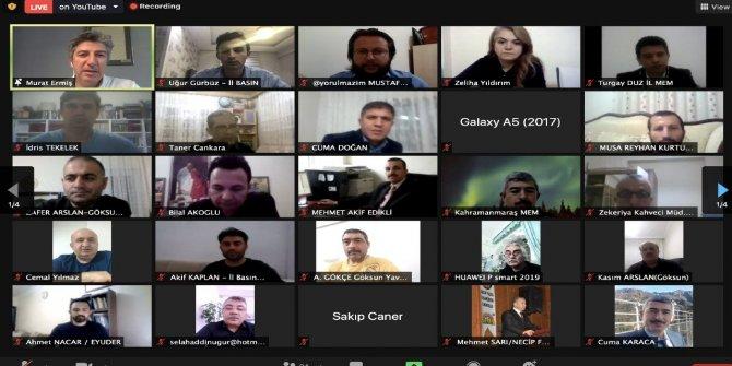 """Kahramanmaraş'ta """"Sosyal Medyanın Doğru ve Etkin Kullanımı"""" semineri büyük ilgi topladı"""