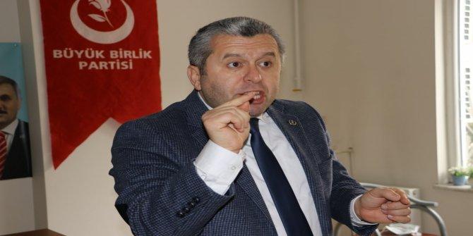 BBP'li Yardımcıoğlu: Öğrenciye kredi değil, burs verilmelidir