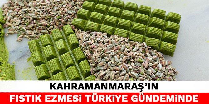 Kahramanmaraş'ın Fıstık Ezmesi Türkiye gündeminde