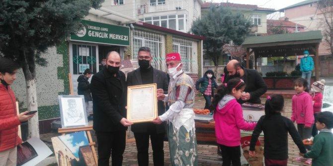 Kurtuluşun 101. Yıldönümü anısına Darıca'da anma töreni