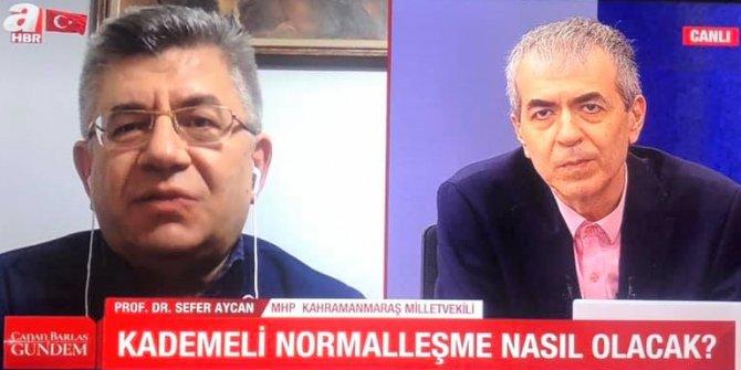 MHP'li Aycan: 28 Şubat'ın faillerinin de yargılanması ve açığa çıkması gerekiyor