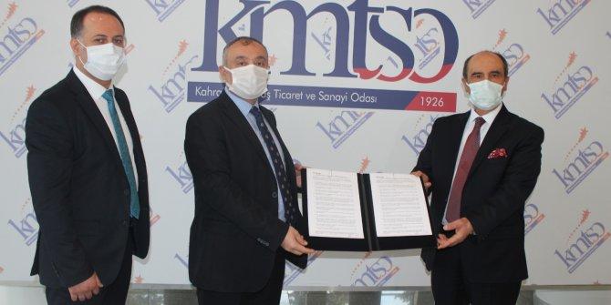KMTSO ve Şekerbank oda üyeleri için anlaşma yaptı