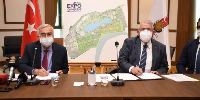 Onikişubat Belediyesi ve AKEDAŞ GES Projesi imzaları atıldı