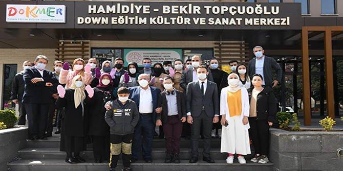 Onikişubat Belediyesi 21 Mart'ı festival havasında yaşattı