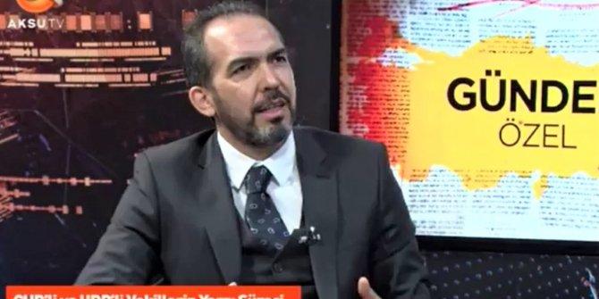 AK Partili Özdemir, gündemi değerlendirdi