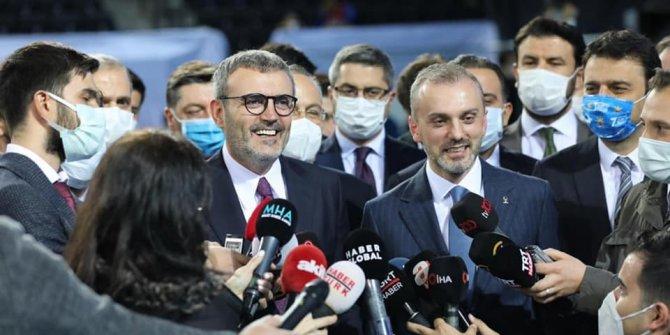 AK Partili Mahir Ünal ve Türk İslam Karakoç'a yeni görev