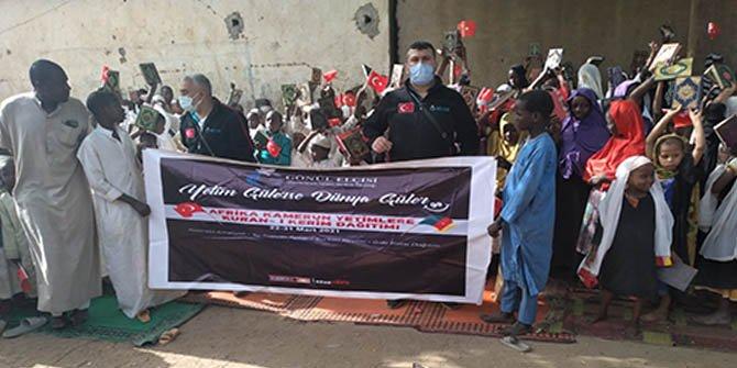 Gönül Elçisi Derneği Kamerun'daki insanlar için yardım bekliyor