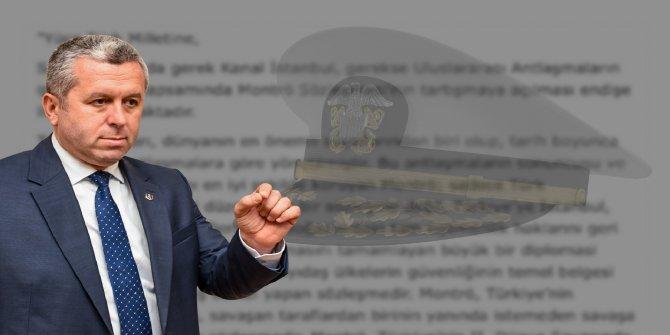 BBP Genel Başkan Yardımcısı Yardımcıoğlu'ndan Bildiri Yayımlayan 104 Amiral'e: Hodri Meydan!