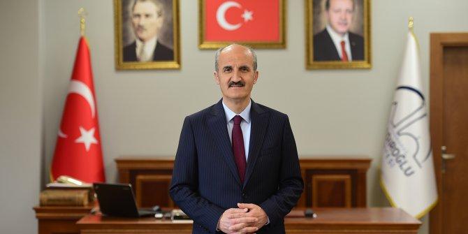 Başkan Okay: On bir ayın sultanı yine hoş geldi sefa getirdi