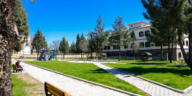 Birleşmiş Milletler ile ortaklaşa yenilenen Karacasu Parkı hizmete açıldı