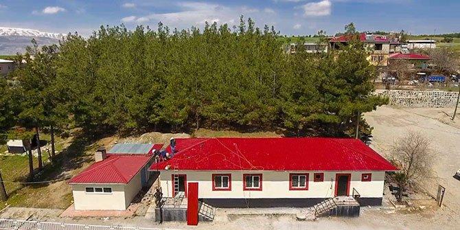 Dulkadiroğlu'nda sosyal tesis çalışmaları devam ediyor