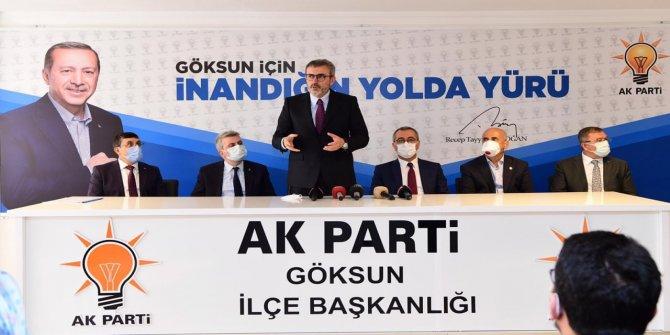 Mahir Ünal: CHP imkan bulduğu anda Türkiye'yi 1940'lara götürür
