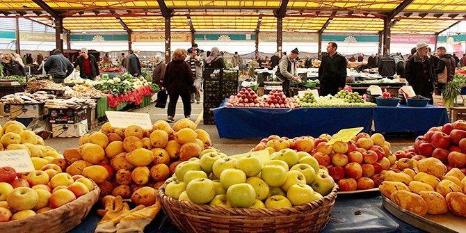 İçişleri Bakanlığı'ndan pazar yerleri genelgesi
