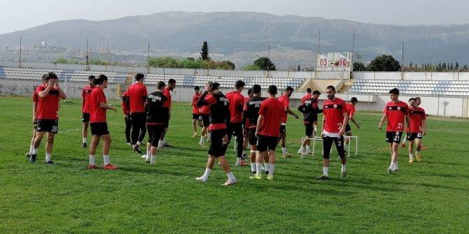 Kahramanmaraşspor son maça genç kadroyla çıkacak