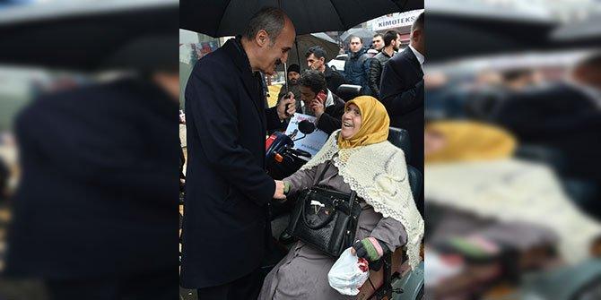 Başkan Okay: Sevginin önündeki tüm engelleri kaldıralım