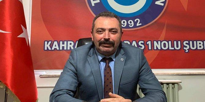 Türkiye Kamu-Sen Kahramanmaraş, İsrail'in Mescid-i Aksa'ya saldırılarını kınadı