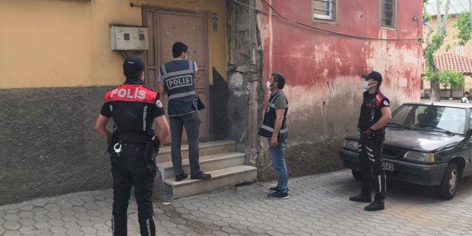 Kahramanmaraş'ta aranan 77 kişi yakalandı