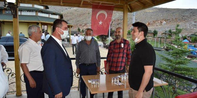 Başkan Okumuş: Türkoğlu ilçemiz, en kısa süre içerisinde küçük sanayi sitesine kavuşacak