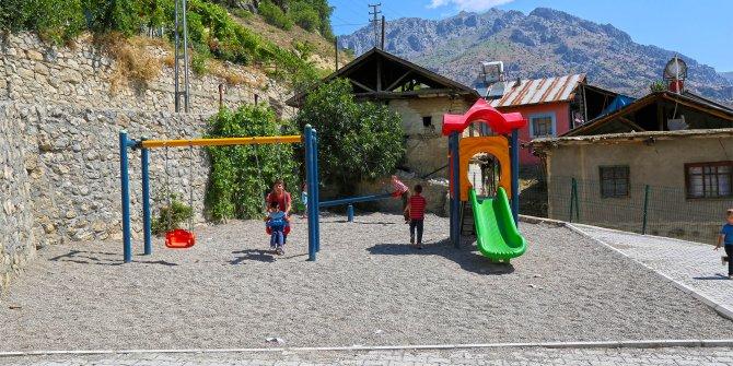 Büyükşehir'le mahallelerin çehresi değişiyor