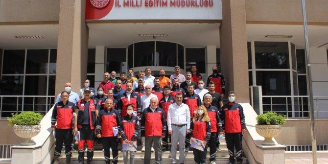 Kahramanmaraş'ta MEB AKUB ekibi kuruldu