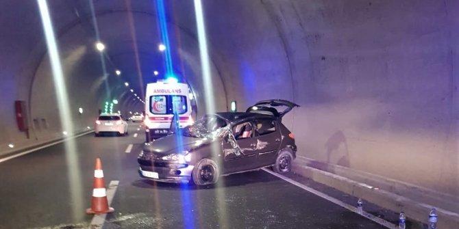 Kahramanmaraş'ta Edebiyat yolunda kaza: 2 yaralı