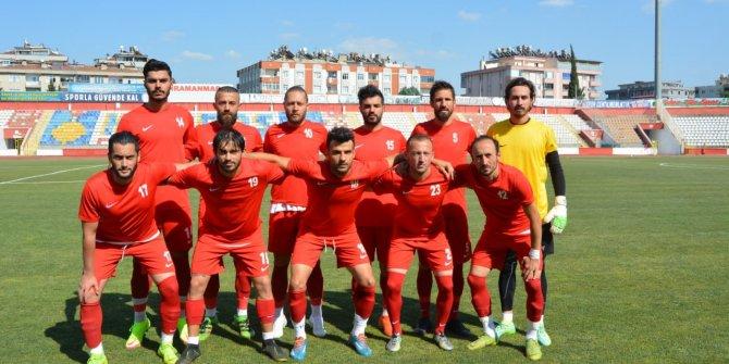 Türkoğlu Belediyespor - Şanlıurfa Viranşehir Sanayispor maç sonucu: 2 - 1