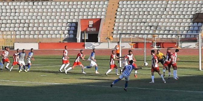 Türkoğlu Belediyespor - Elbistanspor maç sonucu: 2 1
