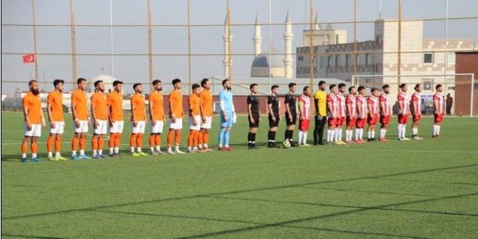 Şanlıurfa Büyükşehir Belediyespor: 3 Elbistanspor: 1