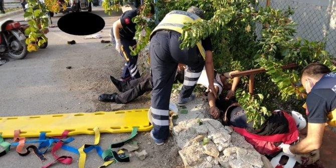 Motosiklet kazasında ağır yaralanmıştı 18 gün sonra hayatını kaybetti