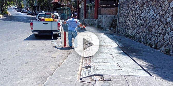 Kahramanmaraş'ta vektörle mücadelede çalışmalar sürüyor