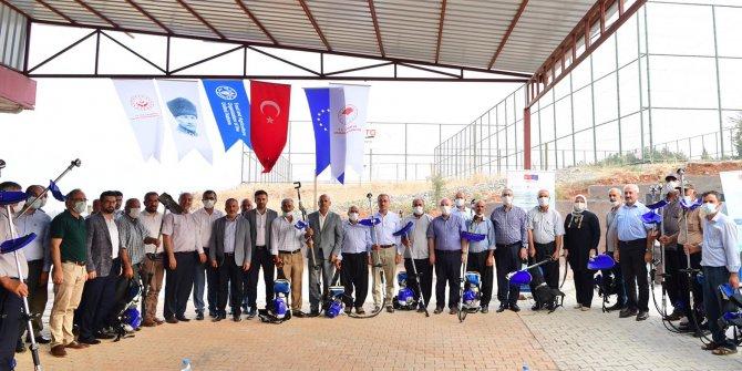Kahramanmaraş'a altyapı ve çevre yatırımları için dev kaynak